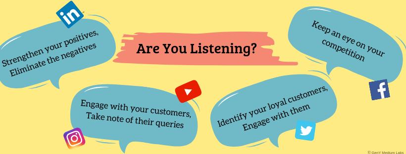 Do's for Social Listening