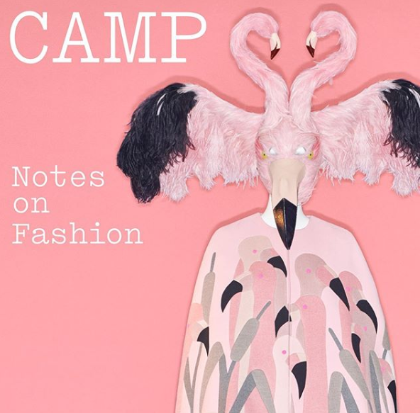 Met Gala: Camp Notes on fashion