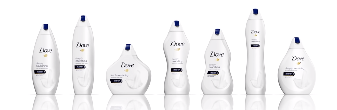 Dove Body Positive Ad Campaign