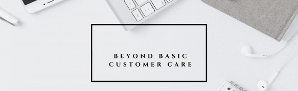 Using social listening to go beyond basic customer care