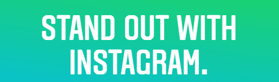 Instagram for increasing sales