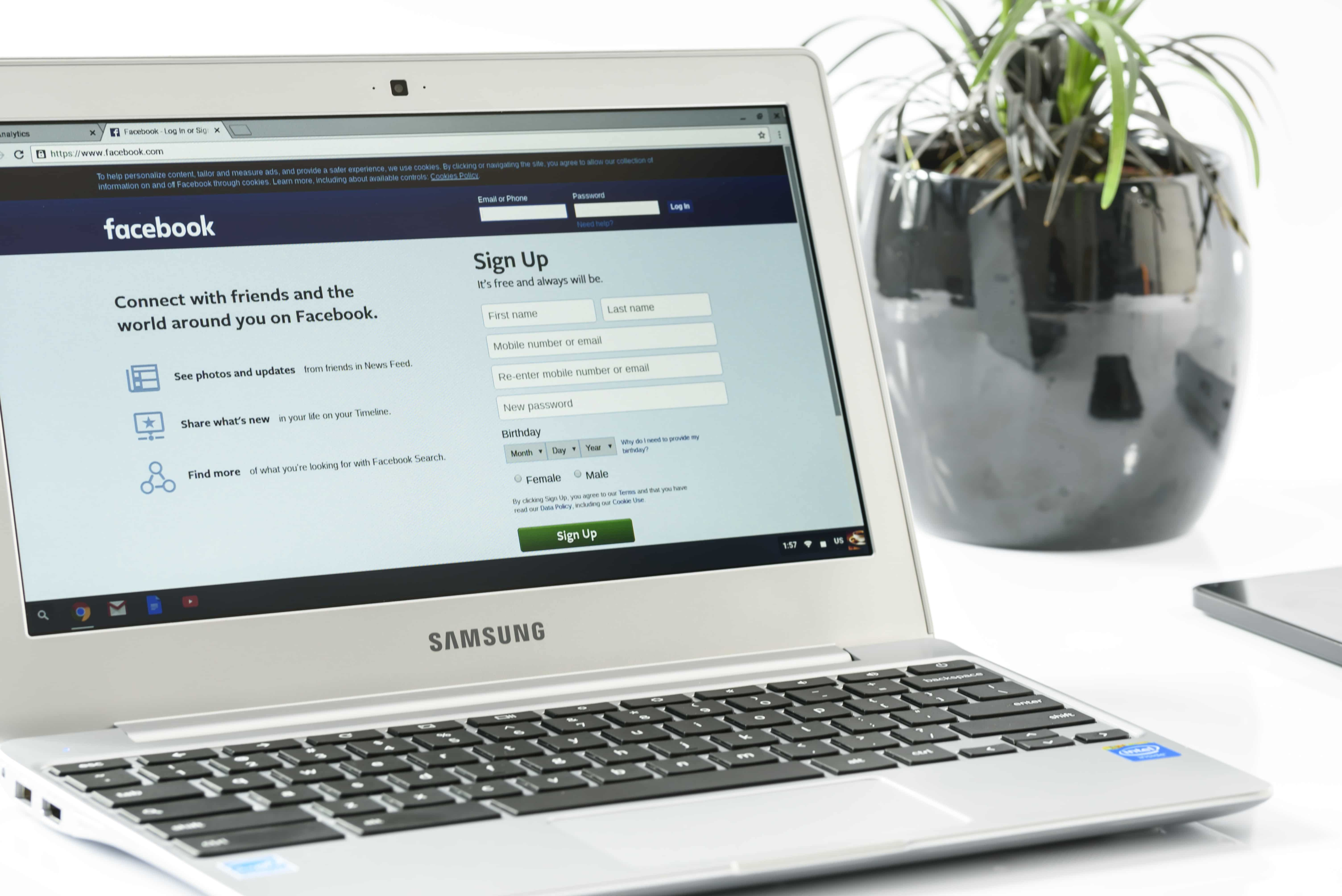 Improve social media presence for agencies