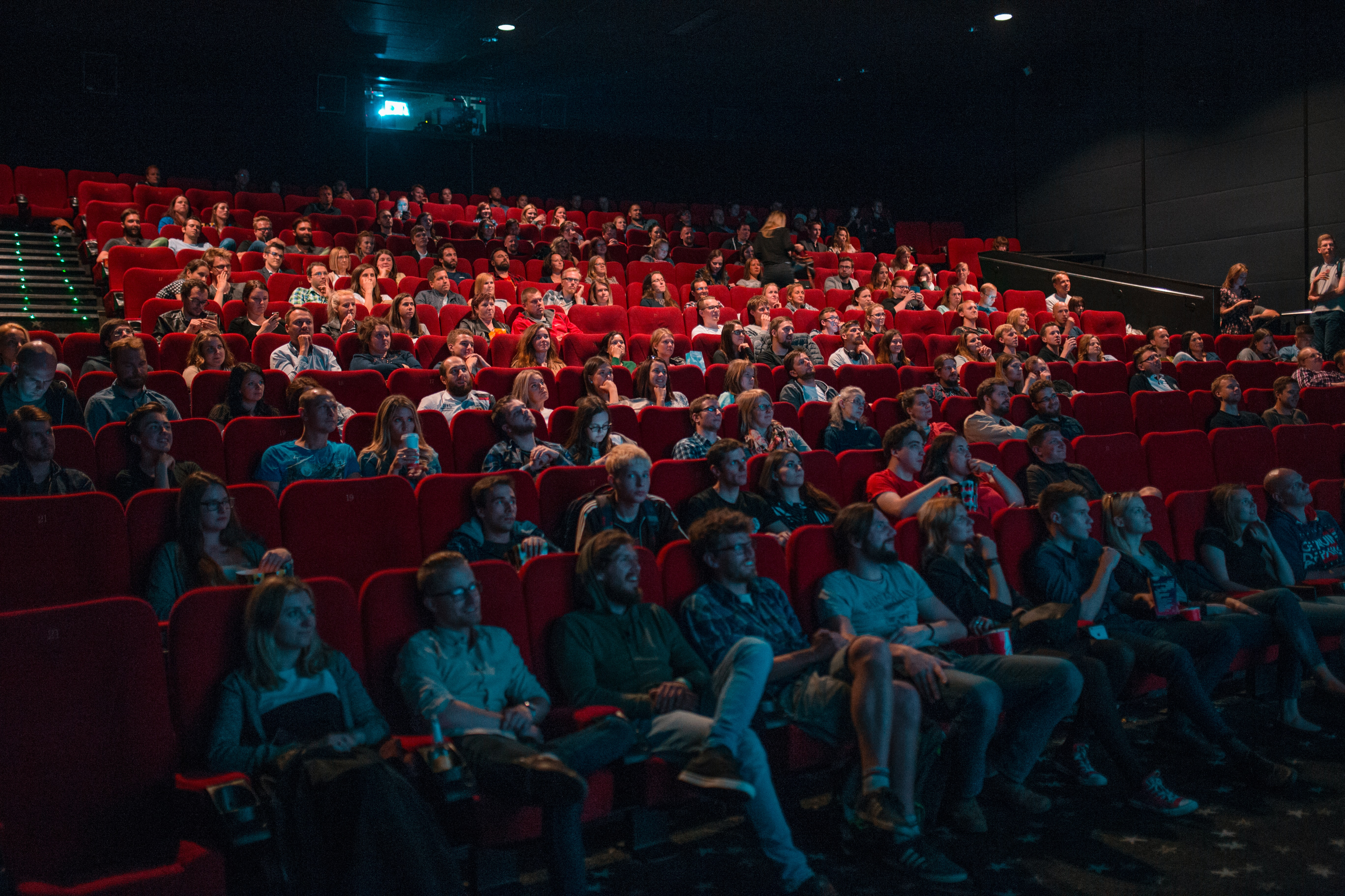 How are Movie Enthusiasts Feeling about Movie Theaters Reopening
